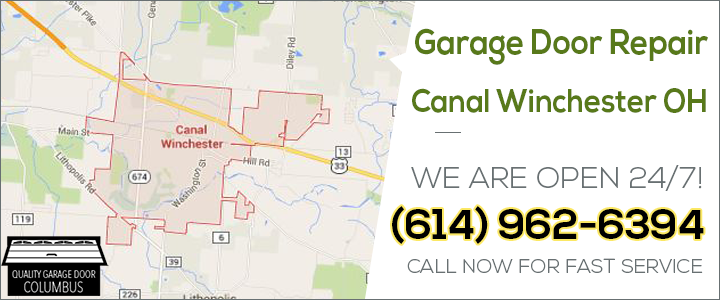 Garage Door Repair Canal Winchester Oh Torsion Spring